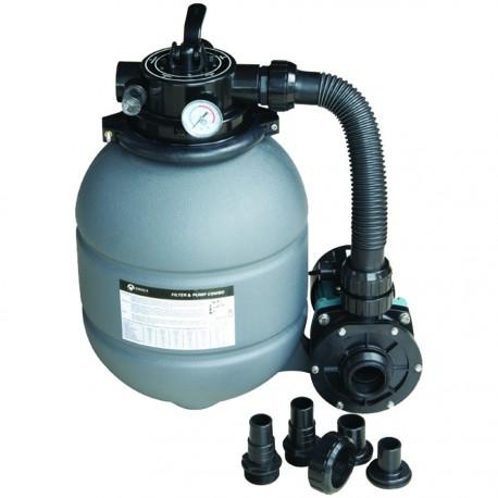 Фильтрационная установка Emaux FSP300-ST20 (3 м³/ч, D300)