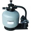 Фильтрационная установка Emaux FSF400 (6 м³/ч, D410)